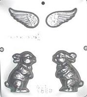 Plastform Hare 3D m/vinger