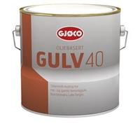 Gjöco Gulv 40 Olje Base A 0,68L