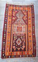 20010 Tyrkisk bedekelim 186 x 112