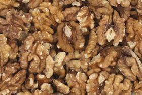 Saksanpähkinä puolikkaat eurooppalainen 1 kg, luomu