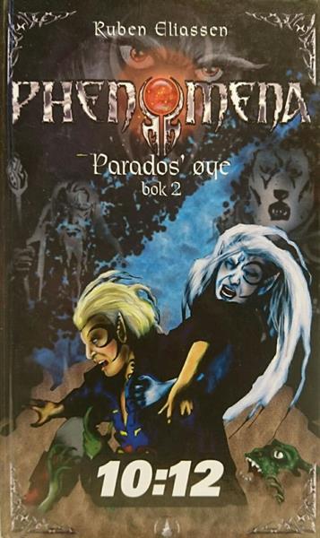 PHENOMENA - Parados' øye (bok 2)