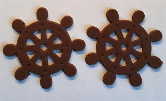 Silikonform sjokoladefigur Anker