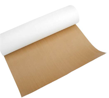 Skyddpapp - Mjölkpapp Plastad 75 m2 Bredd ca 140 cm