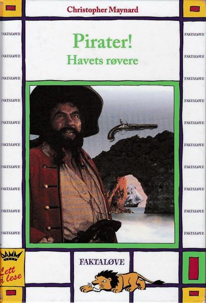 Pirater! Havets røvere