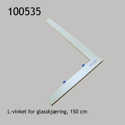 L-vinkel 150 cm