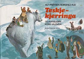 Teskjekjerringa og Kvitebjørn Kong Valemon