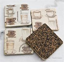 Underlägg/Coaster, Kaffekop