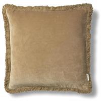 Classic Collection Cushion Cover Paris, Tan
