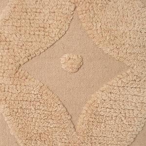 Lexington Embroidered Cotton Canvas Pillow Cover