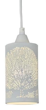 Fönsterlampa Tree vit Oriva
