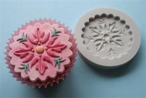 Silikonform AM Cupcake Topper 1 (AM0073)