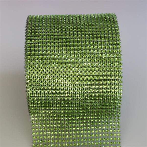 Dekorbånd Lime