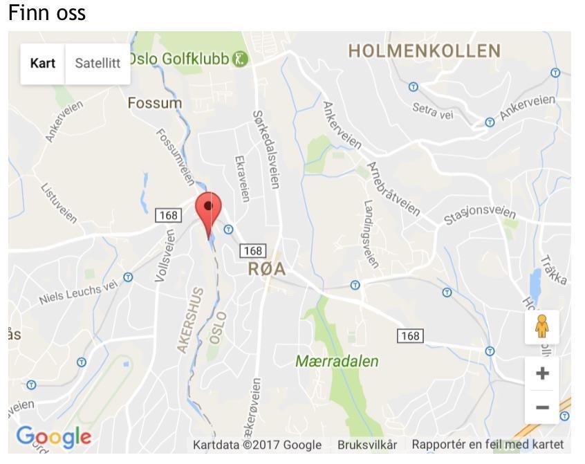 Kart Grini Mølle