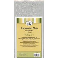 CK Vintage Lace mat 4 stk