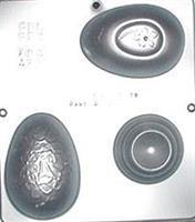 Plastform Egglass og Egg 3D