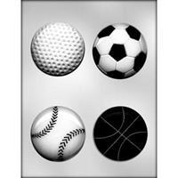 Plastform CK Ballmotiver m/skål (2 former)