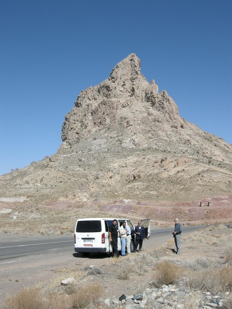 Rundreise i Kerman-provinsen