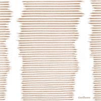 Tine K Home Paper napkins, w. lines, honey