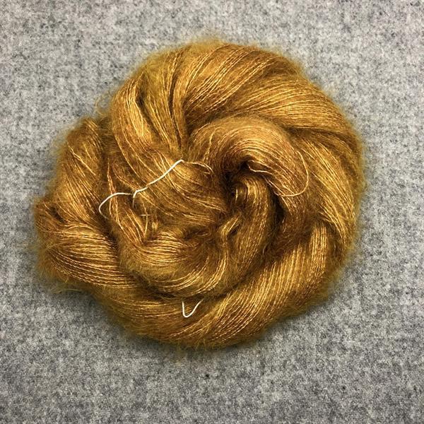Silk Mohair Smörkola