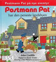 Postmann Pat har den peneste landsbyen