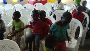 Kibera barnen / Kibera children