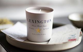 Lexington Scented Candle, Pure Bergamot