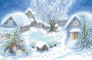 Kodin joulu-adventtikalenteri