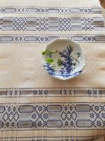 Sundbornsduk Blå 60 x 165 cm
