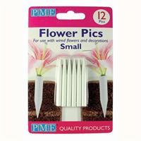 Blomsterholder, små 12stk