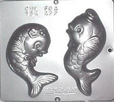 Plastform Gullfisk