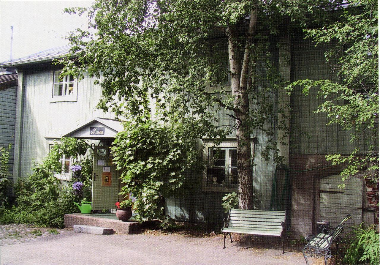 Porvoon nukke- ja lelumuseo Kuva: Jorma Söderlund