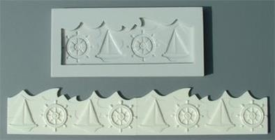 Silikonform AM Nautical Border (AM046)