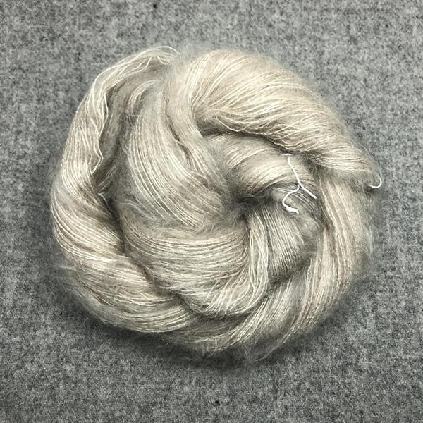 Silk Mohair Beige sand