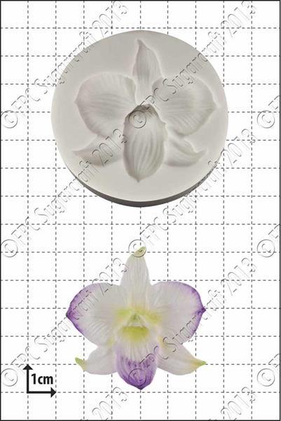 Silikonform, Orkidee FPC