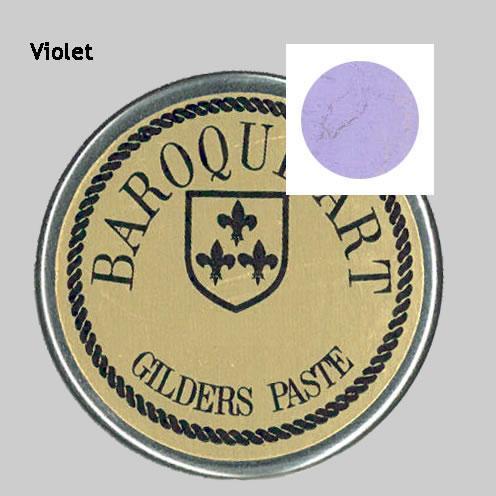 Gilders paste violet