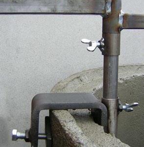 Fäste för cementring