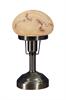 Bordslampa August antik/beige Aneta