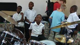 Percussionists