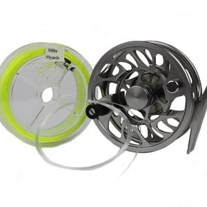 Flugfiskeset - Zimsen TripleT 590-4 Medium Action