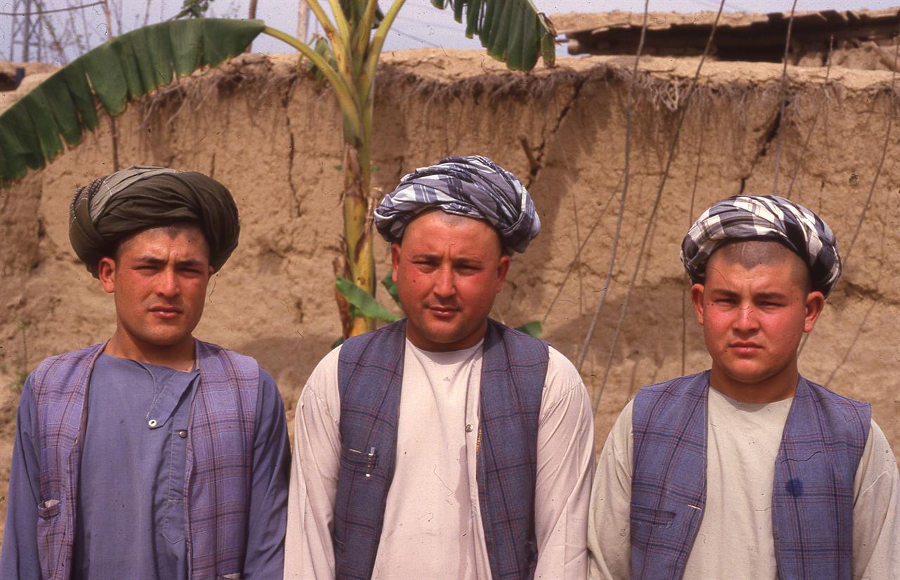 Gode hjelpere blant afghanske flyktninger i Peshawar
