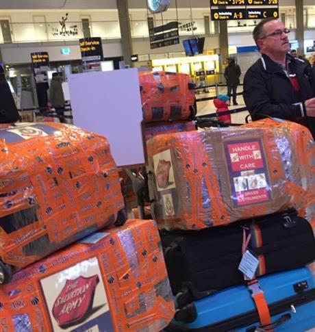 Landvetter Airport February 28