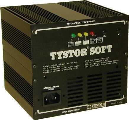 SOFT 1220-2CH NETTLADER 12v 20A  TYSTOR
