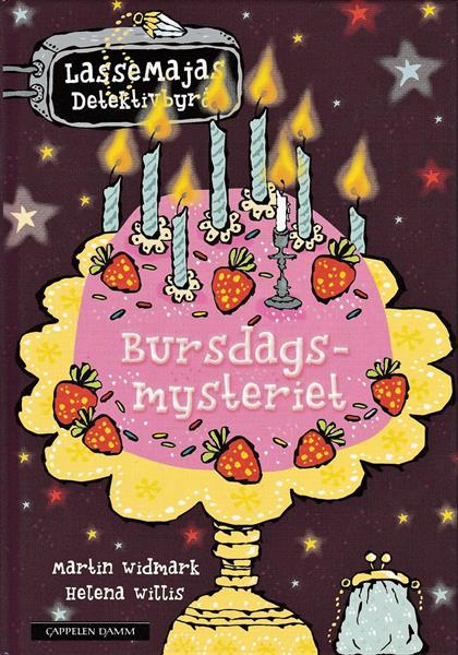 LasseMajas Detektivbyrå: Bursdags-mysteriet