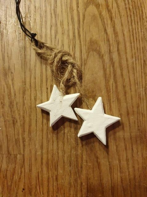 Stjärna i trä par