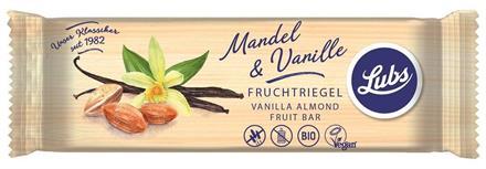 Luomuraakapatukka manteli-vanilja gluteeniton 40 g