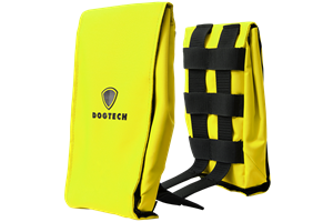 Dogtech GPS Ficka Röd