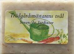 TRÄDGÅRDSMÄSTARENS TVÅL