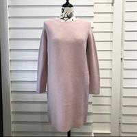 Piro Knit Dress, Rosa