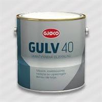 Gjöco Gulv 40 Vatten  Base A 0,68L