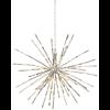 Dekoration Firework 120lights silver Utomhus Star